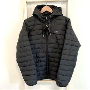 Quiksilver Scaly Hood puffer jacket